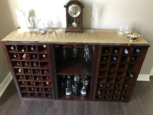 Pier One Wine Rack For Sale