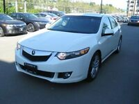 2010 Acura TSX V6 Greater Vancouver Area Preview