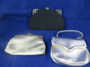 Lot of 3 Evening Purses Bags Clutch $5 for all 3