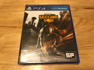 inFAMOUS Second Son - BRAND NEW - Playstation 4