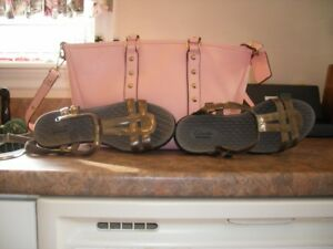 Ladies Size 9 Clarks Collection Sandals