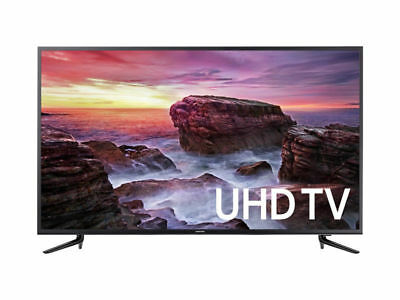 Samsung UN58MU6100 - 58-inch Smart MU6100 Series LED 4K UHD TV With Wi-Fi
