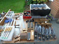 "Outdoor ""Tools, Tools and More Tools"" Sale"