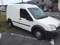 Ford transit connect high roof diesel