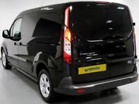 2017 Ford Transit Connect 1.5 TDCi 120ps Limited Van Diesel black Manual