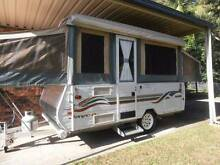 Jayco Hawk Camper Trailer Campervan in very good original condition Maraylya The Hills District Preview