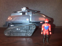 H.I.S.S. Tank with driver