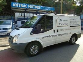 2010 Ford Transit 2.2TDCi Duratorq ( 85PS ) 280S ( Low Roof ) 280 SWB
