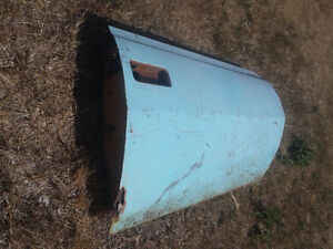 Original right side used door from a 1968-70 AMX Javelin (D-005)