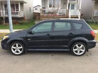 2007 PONTIAC VIBE (SAME AS TOYOTA MATRIX); 1 OWNER;NO ACCIDENTS