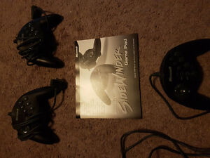 3 Microsoft Sidewinder Game Pad Controllers for PC