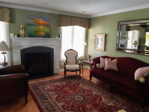 Short term house rental available - fully furnished