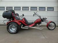 Boom Trike Family 1997 real head turner