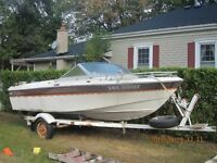 Project Boat and Trailer