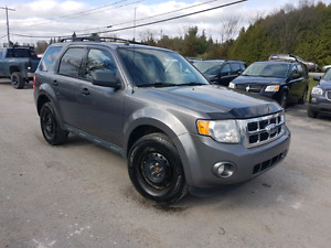 2009 ford escape 4x4 v6  cert e-tested