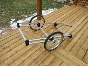 New Customizable Bike Utility Trailer