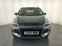 2014 64 FORD KUGA TITANIUM TDCI DIESEL 1 OWNER FINANCE PX WELCOME