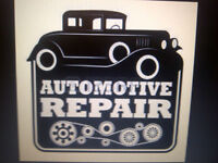 Mobile mechanic,customer supplies parts and fluids