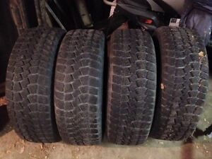 4 tires in good condition