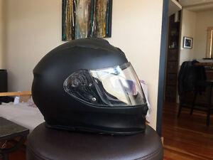 Scorpion EXO helmet sz M.