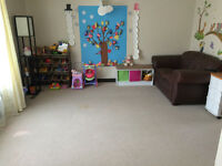 $500 Daycare Upland north. 2 spots available immediately.