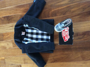 Vans Shoes with Peacoat 6-12 months
