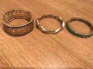 Lia Sophia bracelets