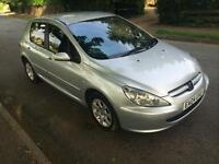 Peugeot 307 1.6HDi S WE ARE BREAKING THIS CAR ALL PARTS AVAILABLE