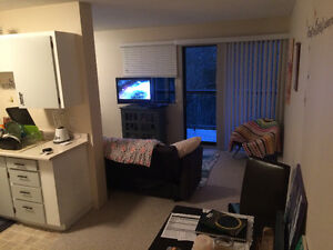 Bachelor for sublet as early as Apr 01