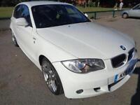 2011 BMW 1 Series 2.0 116d Performance Edition 5dr