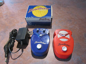 2 DANELECTRO Guitar Pedals For Sale