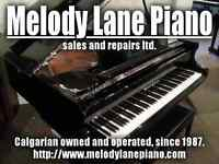 Melody Lane Piano - new and used uprights and grand pianos