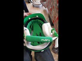 Ski helmet RED MUTINY size 55-57s