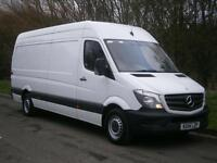 2014(14) Mercedes-Benz Sprinter 313CDI LWB, NEW SHAPE, CHEAPEST IN THE UK!!!!!