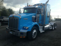 2005 Kenworth T800 46000 Rears, Low Km's
