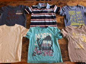 FAITES VOTRE PROPRE LOT vêtements garçon 5 à 6 ans