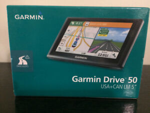 GARMIN DRIVE 50 - NEW, never out of box.