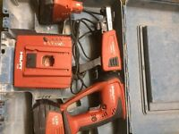 Hilti screw gun