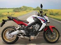 Honda CB 650 FA 2015