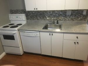 New 1 bedroom in university area. All utilities included.