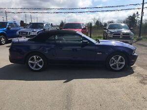 2012 FORD MUSTANG GT * V8 * CONVERTIBLE * LEATHER * POWER GROUP  London Ontario image 7