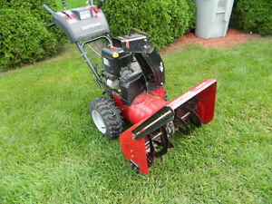 30 INCH TWO STAGE SNOWBLOWER - ELECTRIC START 11.5 HP