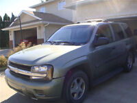 2004 Chevrolet Trailblazer LS SUV 4X4 $4600