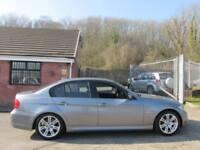 2010 10 BMW 3 SERIES 318D M SPORT 4DR DIESEL
