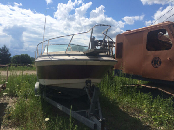 Used 1986 Chris-Craft Cuddy,19 foot ,Daycruiser