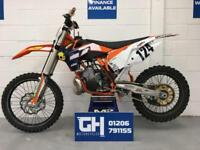 2015 KTM SX250   VERY GOOD CONDITION   FULL FMF EXHAUST   + EXTRAS