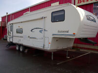 2003 Rockwood by Forest River Fifth Wheel