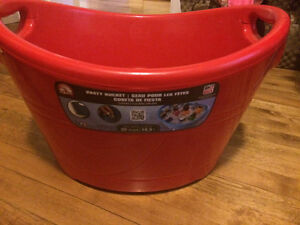 Never used party bucket