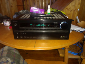 Onkyo 7.2 Receiver w/ remote and Ethernet