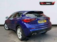 2019 Infiniti Q30 1.6T Luxe 5dr [Glass Pack] Hatchback Petrol Manual